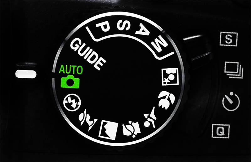 Витримка в дзеркальних фотоапаратах: що означають символи на моніторі