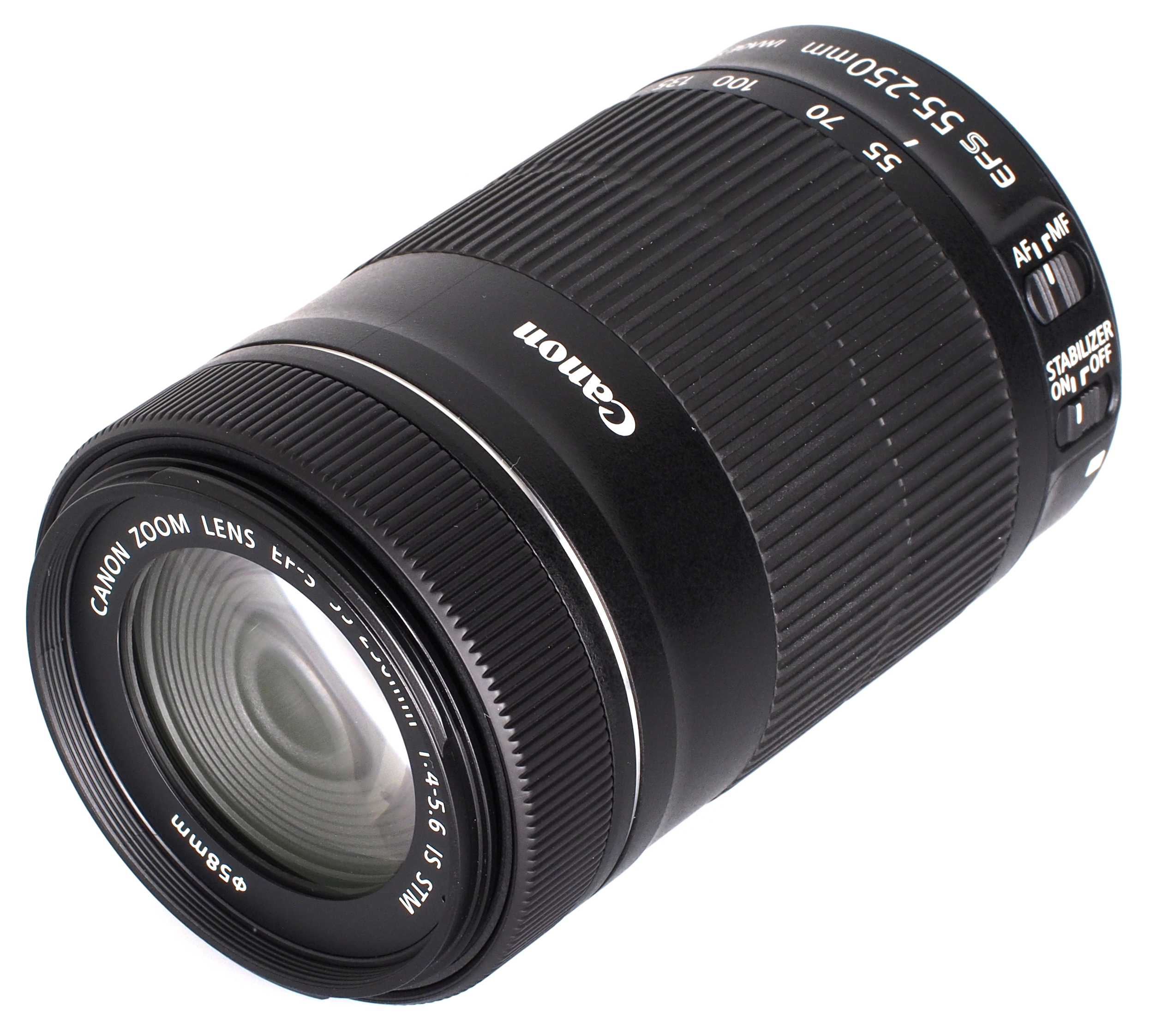 Canon EF-S 55-250mm f/4-5.6 IS – ваш перший телеоб'єктив