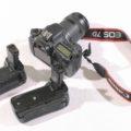 Батарейна ручка – потрібний, чи непотрібний аксесуар для фотокамери? (+відео)