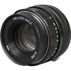 Мануальна оптика: огляд та враження від об'єктива «Геліос 44М»