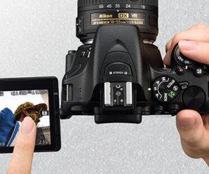 Налаштування для відеозйомки дзеркальної фотокамери