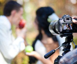Відео (зйомка) на фото (камеру)