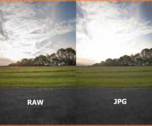 JPG чи RAW – хто кого і з чим мати справу.