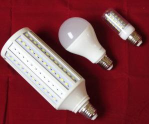 Постійне світло – тест-драйв led-ламп