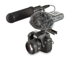 Звукозапис під час відеозйомок (частина перша)