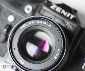 Ретро огляд: Зеніт 11 – топ-камера з минулих епох
