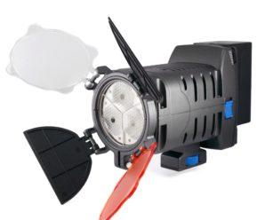Надкамерне світло Extra Digatal LED 5001 – ветеран з непоганими можливостями