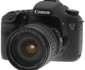 З якою камерою хотілося б попрацювати (Випуск 1) – Canon EOS 7d
