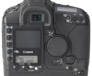 Камера з якою хотілося б попрацювати (випуск 2) – Canon EOS 1D Mark 2