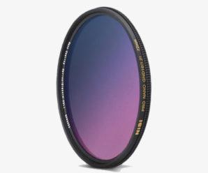 Фіолетовий світлофільтр – експерименти