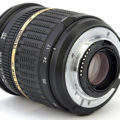 Tamron Aspherical LD XR DI II SP AF 17-50mm 1:2.8 [IF] A16  – перші враження від об'єктива