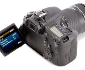 Canon EOS 60D – як налаштувати витримку для відеозйомки.
