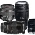 Перший об'єктив для Full frame-камери