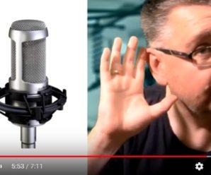 Як записувати звук під час відеозйомки