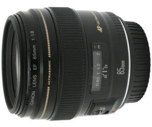 Canon EF 85mm f/1,8 USM – швидкий погляд і перші враження