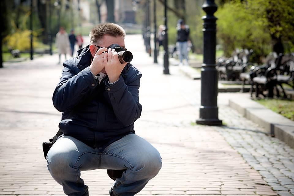 photographer Yaroslav Baran