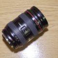 Об'єктив Canon EF 24-70 mm F/2.8L USM  – бліц огляд