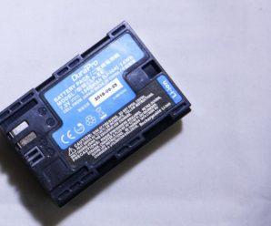 Акумулятори до фотоапарата – тестуємо Dura Pro