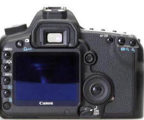 Загадки Canon 5D mark2: як запустити відеозйомку