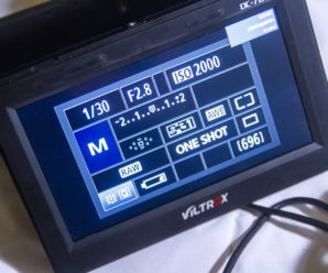 Надкамерний монітор Viltrox DC-70 II огляд та особливості експлуатації.