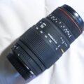 Sigma 70-300 mm f4-5.6 APO DG Macro – огляд та перші враження