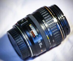 Canon EF 28 – 105 mm F/3.5-4.5 – прощавай друже
