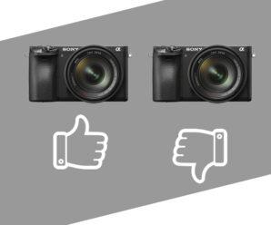 Відверто про Sony A6500 (+відео)